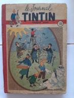 Reliure Du Journal De TINTIN Edition Française N°10 - Kuifje