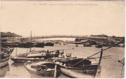 SAIGON - L'Arroyo Chinois Et Le Pont Des Messageries Maritimes - Viêt-Nam