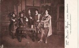 """The Chalenge Of Heinrich"" Tuck Theatrical Souvenir Ser. PC # 1200 - Tuck, Raphael"