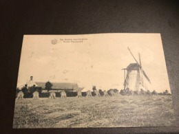 Sainte-Maria-Hoorebeke Sint-Marie-Horebeke - Molen Plankeveld Van Gansbeke - Uitg. Kinders Librecht Moulin Mill Muhle - Horebeke
