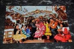 6844    ESPANA TIPICA, BAILE GITANO EN UNA CUEVA - Danses