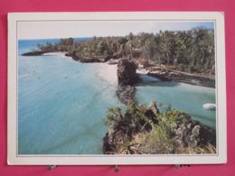 Comores - Le Trou Du Prophète - Scans Recto-verso - Comores