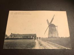 Sainte-Maria-Hoorebeke  -Horebeke - Molen Plankeveld Van Gansbeke -  Ed. De Clippele-Van Wymeersch - Mill Moulin Muhle - Horebeke