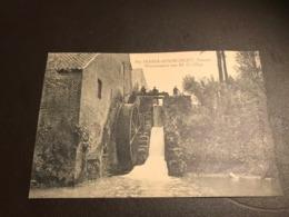 Sainte-Maria-Hoorebeke  -Horebeke - Smarre Watermolen Van Ghys  Ed. De Clippele-Van Wymeersch Moulin Molen Mill Muhle - Horebeke