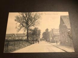 Sainte-Maria-Hoorebeke  -Horebeke - Dorpstraat En Klooster Ed. De Clippele-Van Wymeersch - Horebeke