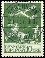 1925, Dänemark, 143, Gest. - Dänemark