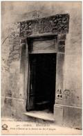 20 BONIFACIO - Porte D'entrée De La Maison Du Roi D'Aragon - Frankrijk