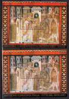 2013 1700 Years Of Edict Of Milano - Joint Issue Of Italy And Vatican - Both Countries MS - Paper MNH** - Gemeinschaftsausgaben
