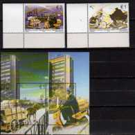 2013 Kosovo - Europa CEPT - Postal Transport - Full Set Of 2v And MS - MNH** (zz) MiNr. 247 - 248 + B 25 - Kosovo