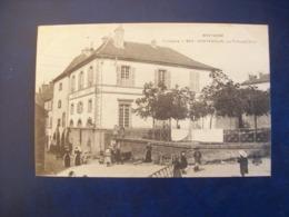 Carte Postale Ancienne De Châteaulin: Le Tribunal Civil - Châteaulin