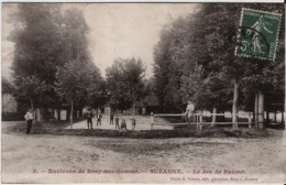 Environs De Bray Sur Somme - Suzanne - Le Jeu De Paume - France