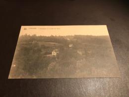 Linkebeek 't Oplinkebeek Et Le Jardin Des Fleurs - Ed. Moorkens-Croom - Gelopen 1927 - Linkebeek
