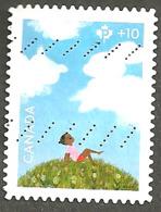 Sc # B24 Canada Post Foundation Children's Charity Single Used 2018 K245 - 1952-.... Règne D'Elizabeth II