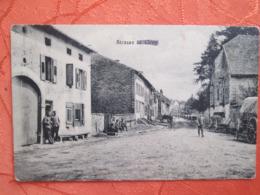 Strasse In Cirey . Cachet Militaire - Cirey Sur Vezouze