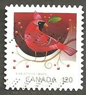 Sc # 3048 Christmas Animals U.S. Rate Single Used 2017 K255 - 1952-.... Règne D'Elizabeth II
