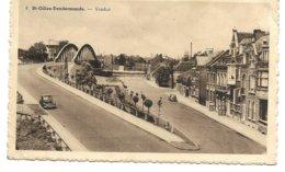 ST. GILLES - DENDERMONDE   VIADUC    ECRITE - Dendermonde