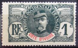 COTE D'IVOIRE                   N° 21                     NEUF SANS GOMME - Unused Stamps