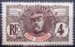 COTE D'IVOIRE                   N° 23                     NEUF SANS GOMME - Unused Stamps