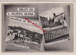 ** SALUTI DA.. S. POTITO ULTRA.-** - Avellino