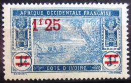 COTE D'IVOIRE                   N° 76                     NEUF* - Unused Stamps