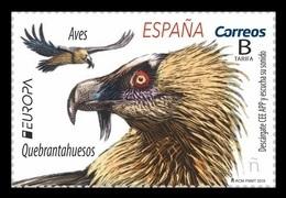 Spain 2019 Mih. 5348 Europa. National Birds. Fauna. Bearded Vulture MNH ** - 1931-Aujourd'hui: II. République - ....Juan Carlos I