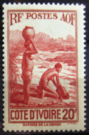 COTE D'IVOIRE                   N° 132                     NEUF** - Unused Stamps