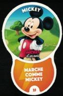 Carte à Collectionner Auchan Les Défis Challenge Mickey Et Ses Amis 35 / 96 - Autres Collections