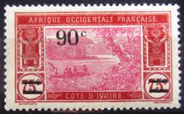 COTE D'IVOIRE                   N° 75                     NEUF* - Unused Stamps