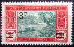 COTE D'IVOIRE                   N° 78                     NEUF* - Unused Stamps