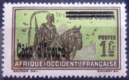 COTE D'IVOIRE                   N° 100                     NEUF* - Unused Stamps