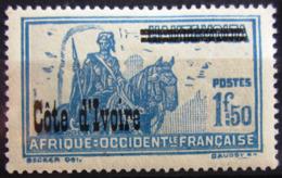 COTE D'IVOIRE                   N° 101                     NEUF* - Unused Stamps