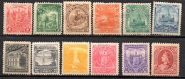 SALVADOR - (République) - 1897 - N° 145 à 156 - (Lot De 12 Valeurs Différentes) - El Salvador