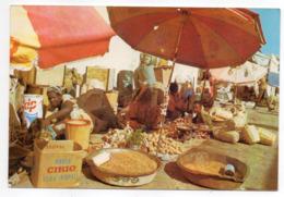 DJIBOUTI -- Etalages Typiques ( Marché , Animée) - Dschibuti