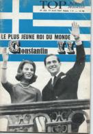 TOP REALITES JEUNESSE N° 283 1964 Constantin - Informations Générales