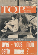 TOP REALITES JEUNESSE N° 248 1963 Test - Informations Générales