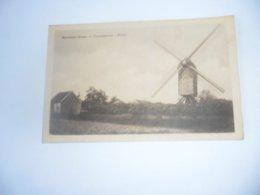 Moerbeke-waas Caudemborm-molen - Moerbeke-Waas