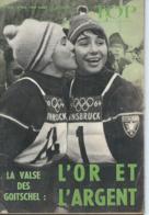TOP REALITES JEUNESSE N° 274 1964 Soeurs Goitschel - Informations Générales