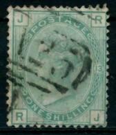 GROSSBRITANNIEN 1840-1901 Nr 46 PL13 Gestempelt X69FB56 - 1840-1901 (Victoria)