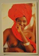 Femme Africaine Femme Seins Nus Beaute Feminine - Zuid-, Oost-, West-Afrika