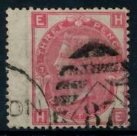GROSSBRITANNIEN 1840-1901 Nr 28 PL07 Gestempelt X6A1CCA - 1840-1901 (Victoria)