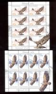 Abkhazia 2019 Europa SEPT National Birds 2Sheetlets**MNH - Europe (Other)