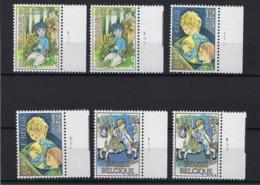 N°2151/2153 (pltn°set) MNH ** POSTFRIS ZONDER SCHARNIER SUPERBE - 1981-1990