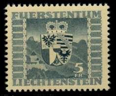 LIECHTENSTEIN 1945 Nr 243 Postfrisch X6F6C52 - Ungebraucht