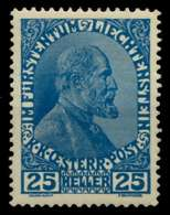 LIECHTENSTEIN 1917 Nr 9 Postfrisch X6F6E3A - Liechtenstein