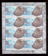 Abkhazia 2019 Prehistorical Fauna Sheetlets** MNH - Europe (Other)