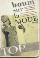 TOP REALITES JEUNESSE N° 253 1963 Boum Sur La Mode - Informations Générales
