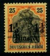 DAP TÜRKEI Nr 39 Gestempelt X707712 - Deutsche Post In Der Türkei