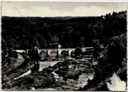Chiny S/Semois - Pont St-Nicloas - Chiny