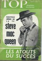 TOP REALITES JEUNESSE N° 240 1963 Steve Mac Queen - Informations Générales