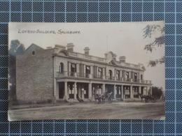 11.180) RHODESIA Lonano Building Salisbury - Simbabwe